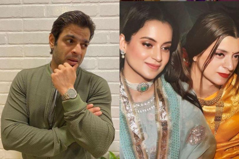 Rangoli Chandel Calls Karan Patel