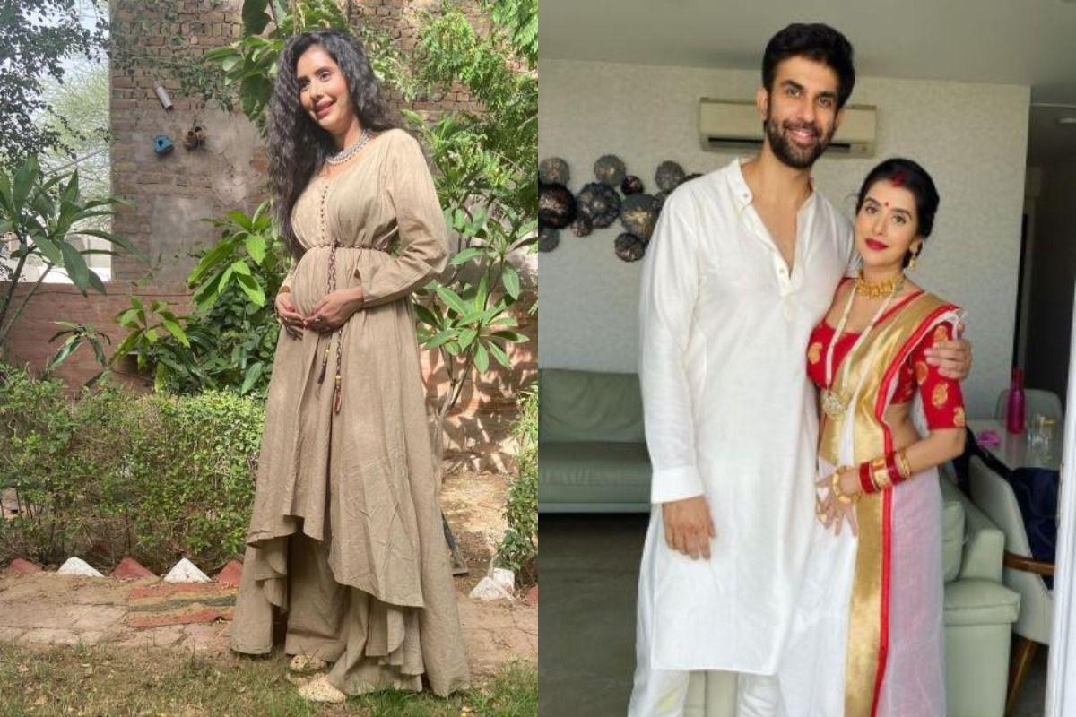 Sushmita Sen's Sister-in-Law Charu Asopa Announces Pregnancy, Gets Emotional Holding Baby Bump