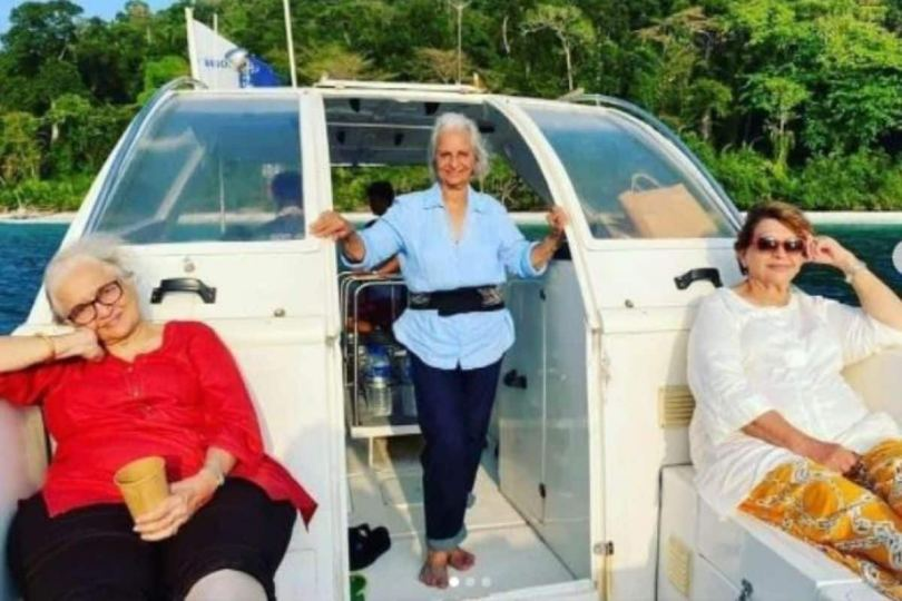 Asha Parekh Feels Her Vacation With Helen, Waheeda Rahman Was More Like Zindagi Na Milegi Dobara