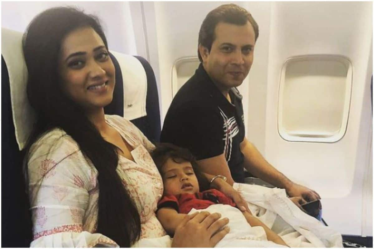 Shweta Tiwari's Husband Abhinav Kohli Accuses Her Of Leaving Son Alone To Participate In Khatro Ke Khiladi