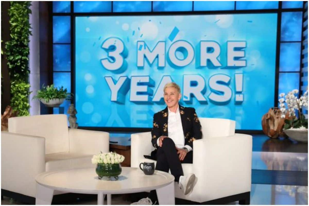 Ellen DeGeneres To End Her Talk Show Next Year