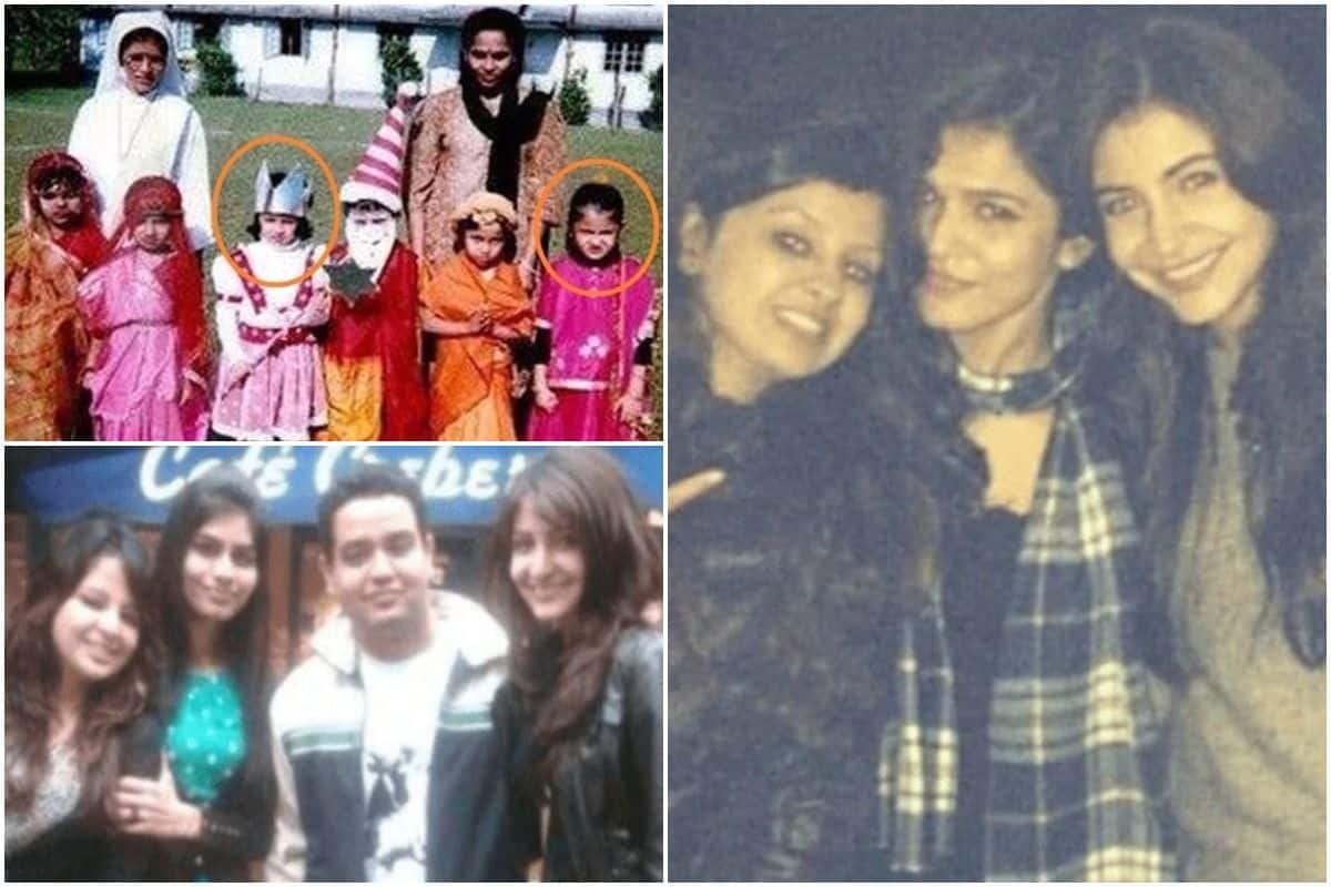 Anushka Sharma And Sakshi Dhoni Were Childhood Friends, Fans Surprised to See Rare Photos of The Two Divas