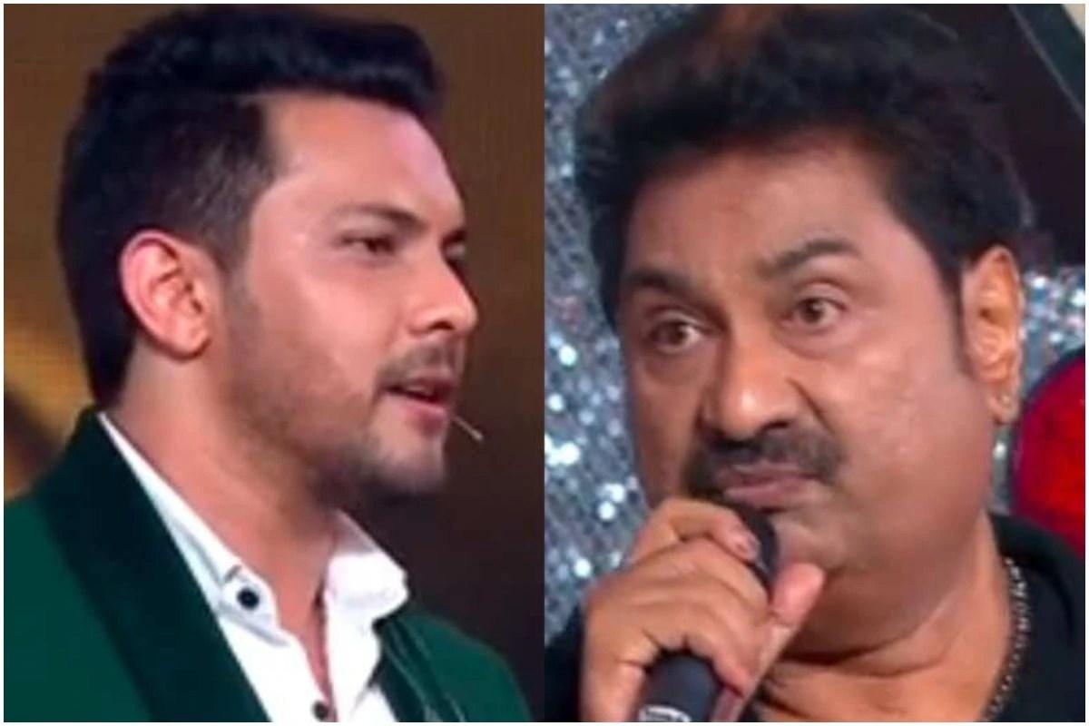 Indian Idol 12 Host Aditya Narayan Takes a Dig at Amit Kumar, Asks Kumar Sanu About Praising The Contestants