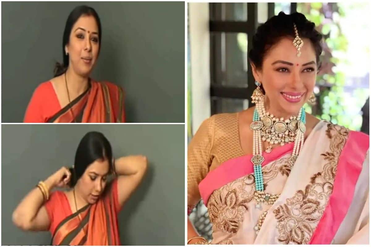 Rupali Ganguly Unseen Anupama Audition Video Goes Viral
