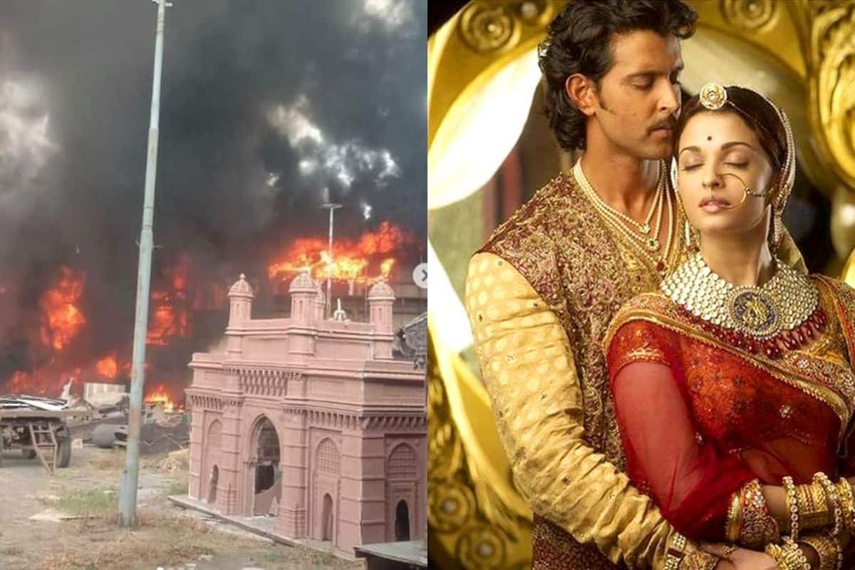 Hrithik Roshan and Aishwarya Rai Bachchan's Jodhaa Akbar Set Caught Massive Fire in Karjat, No Casualties