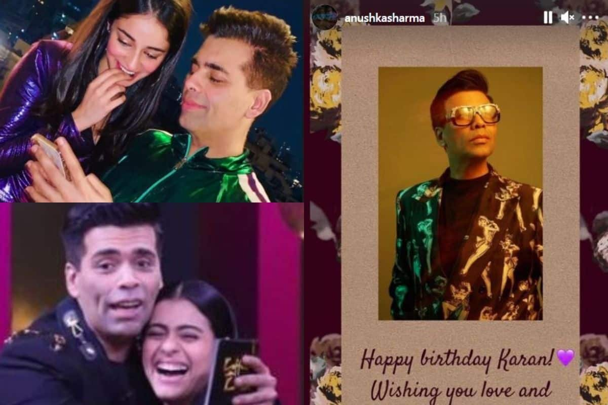 Wishes Pour in From Bollywood as The Coolest Instagrammer Turns 49