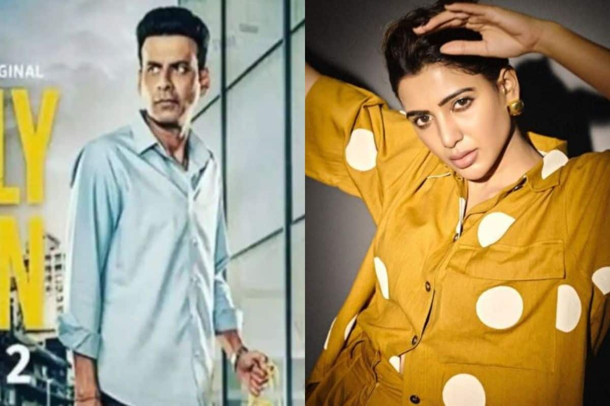 Samantha Akkineni Asks Makers To Release Manoj Bajpayee Starrer Series Soon