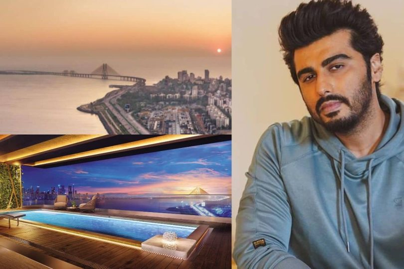 Arjun Kapoor Buys 4 BHK Luxurious House For Whopping Rs 20 Crore, Check Gorgeous Sea View