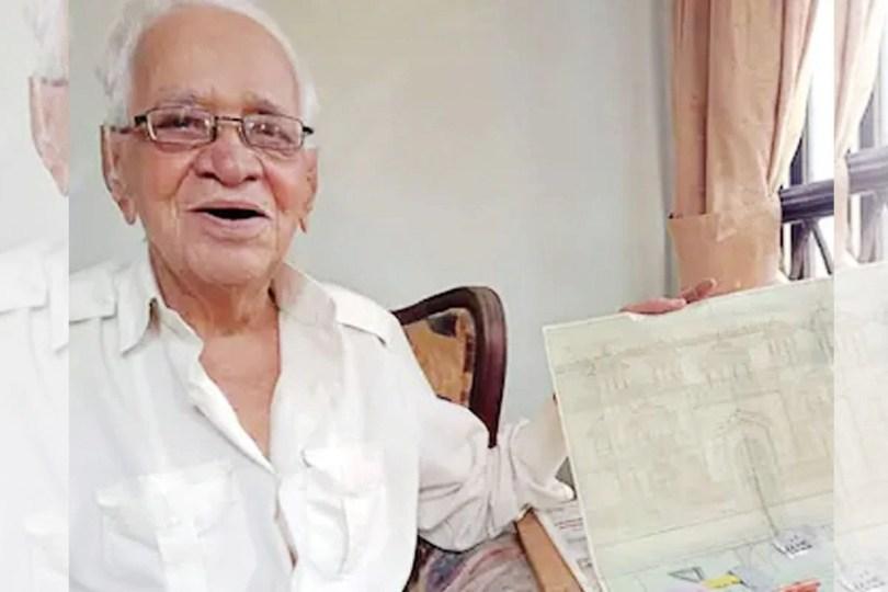 Deewar Art Director Marutirao Kale Dies At 92 Due To Covid-19 Complications