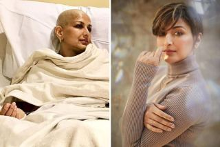 Sonali Bendre Shares Strong Post on Cancer Survivors Day, Says I Didn