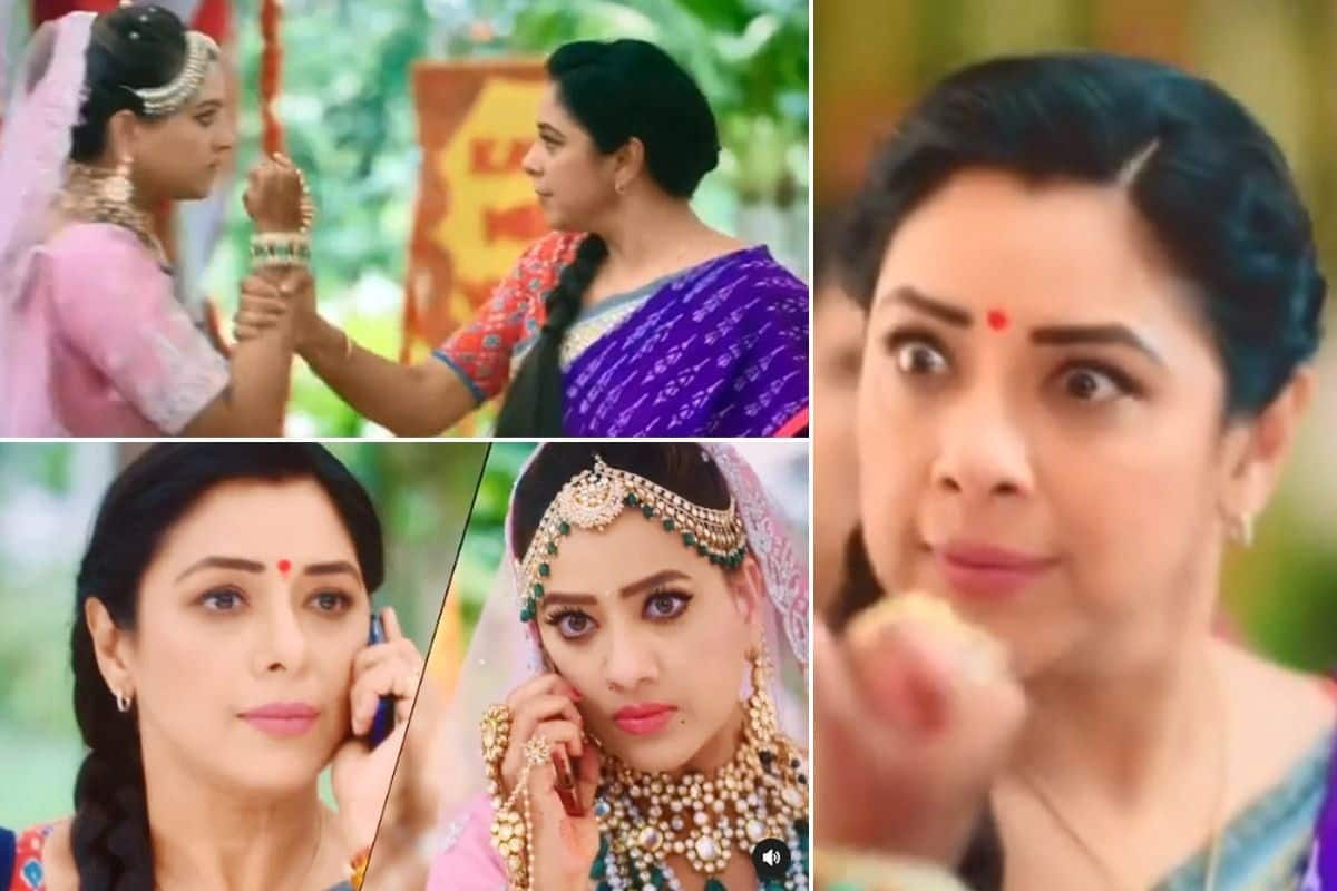 Anupamaa Warns Kavya To Stay Away From Her Family After Vanraj Goes Missing