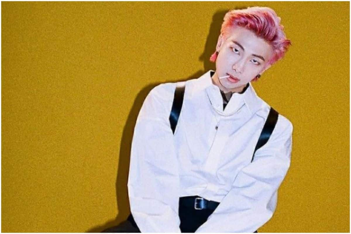 BTS RM Drops New Single Bicycle Just Ahead of Their 8th Anniversary Celebrations