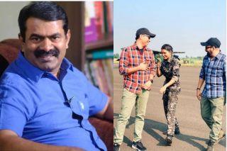 NTK Chief Seeman Warns Legal Action For Showing Sri Lankan Tamilians In Poor Light