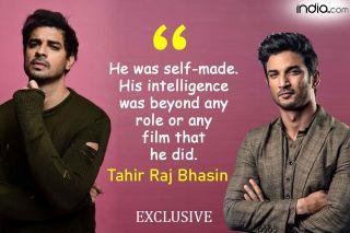 Sushant Singh Rajput Would Break Into Shah Rukh Mode in a Snap: Chhichhore Actor Tahir Raj Bhasin