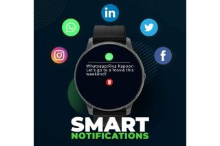 Syska Bolt SW200 Smartwatch Launched in India With SpO2 Monitoring, Hand Sanitisation Reminder, and More