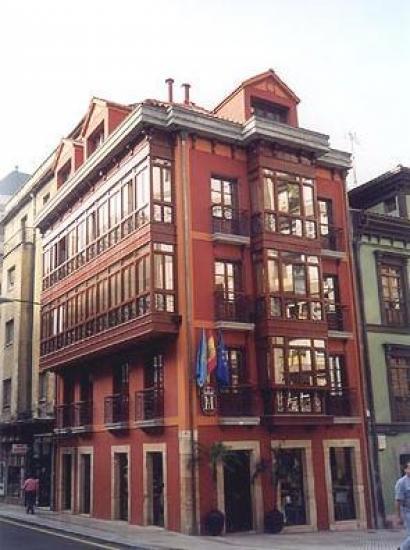 Resultado de imagen de hotel vetusta Oviedo