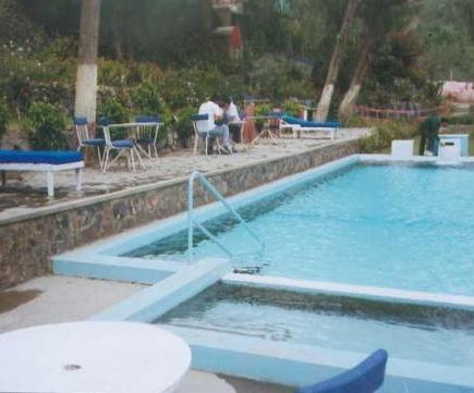 Hotel Las Termas en Churin  Infohostal