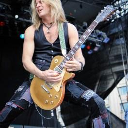 Whitesnake la Rock The City 2011 în Piața Constituției