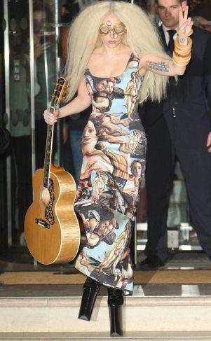 Lady Gaga in Londra