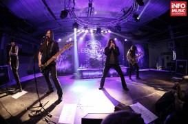 Concert Queensryche la Turbohalle (20 octombrie 2013)