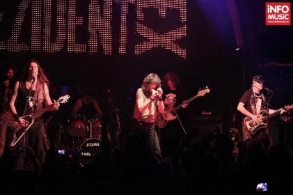Rezident EX în concert la Silver Church pe 7 noiembrie 2013