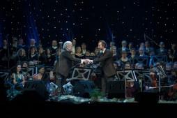 Jose Carreras in concert la Bucuresti pe 15 decembrie 2013