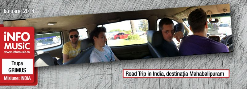 Road Trip in India, destinația Mahabalipuram, foarte aproape de Pondicherry