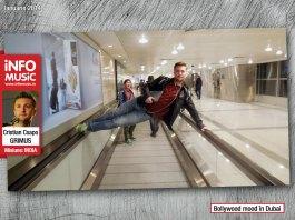 Cristian Csapo - Bollywood mood in Dubai