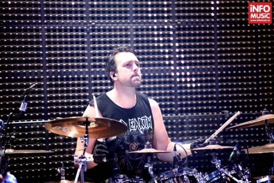 Iced Earth în concert la Bucuresti pe 28 ianuarie 2014