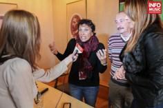 Ricchie e Poveri - conferinta de presa la Bucuresti 2014