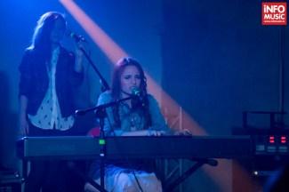 Concert Lucia în deschidere pentru Delilah la Bucuresti pe 21 martie 2014