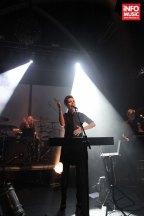 Poze concert Laibach 22 mai Bucuresti.