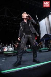 concert billy idol arenele romane bucuresti 29 iunie 2014.