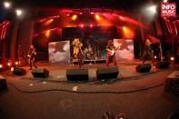 Arkona in concert la Metalhead Meeting, 7 iunie 2014, Arenele Romane.