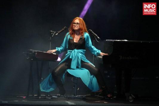 Tori Amos a revenit la București pe 19 iunie 2014
