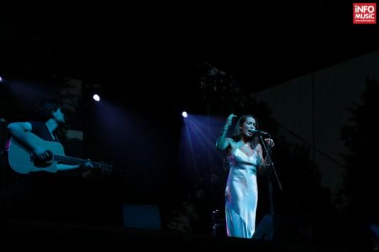 Delilah in concert la Wonder Day