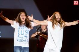 """Jared Leto a învățat de la un fan o nouă replică în românește: """"Du-te dracu!"""""""