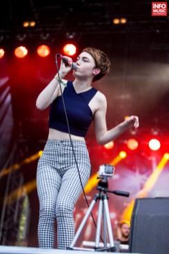 Concert Chloe Howl la Summer Well 2014