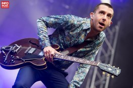 Miles Kane la Summer Well 2014