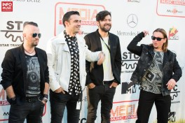 Vunk la Media Music Awards 2014 - Sibiu