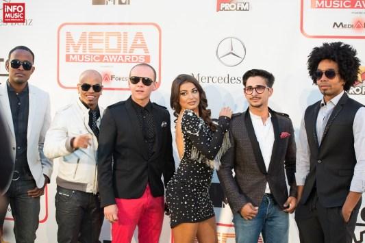 Media Music Awards 2014 - Sibiu