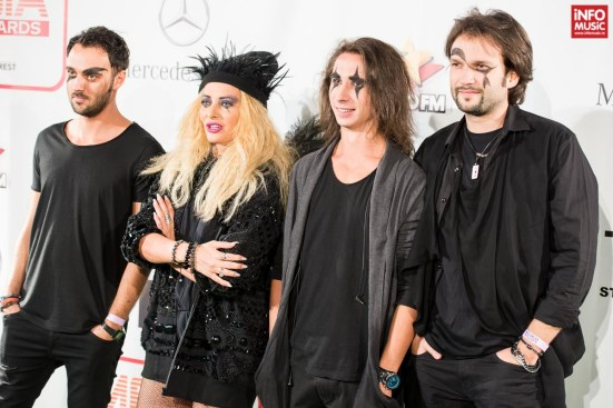 Delia la Media Music Awards 2014 - Sibiu