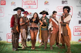 Mandinga la Media Music Awards 2014 - Sibiu