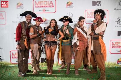 Mandinga la Media Music Awards 2014 - Sibiu