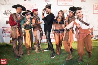 Connect-R si Mandinga la Media Music Awards 2014 - Sibiu