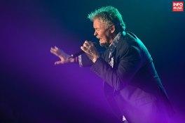 Concert Paul Young la Polivalenta Bucuresti 2014