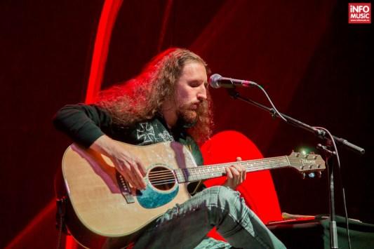 Concert Crimson Blue la Sala Palatului din Bucuresti pe 4 noiembrie 2014