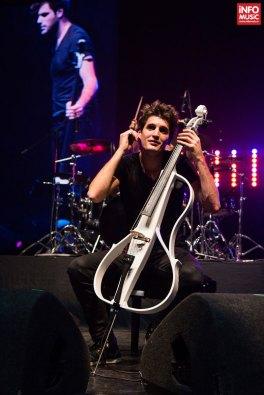 Concert 2Cellos - Bucuresti 2014