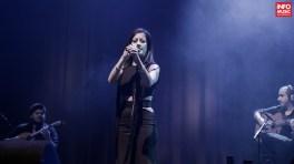 Ana Moura a concertat la București pe 28 decembrie 2014