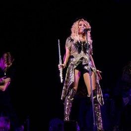 Delia a concertat în deschidere pentru Indila - 7 decembrie 2014